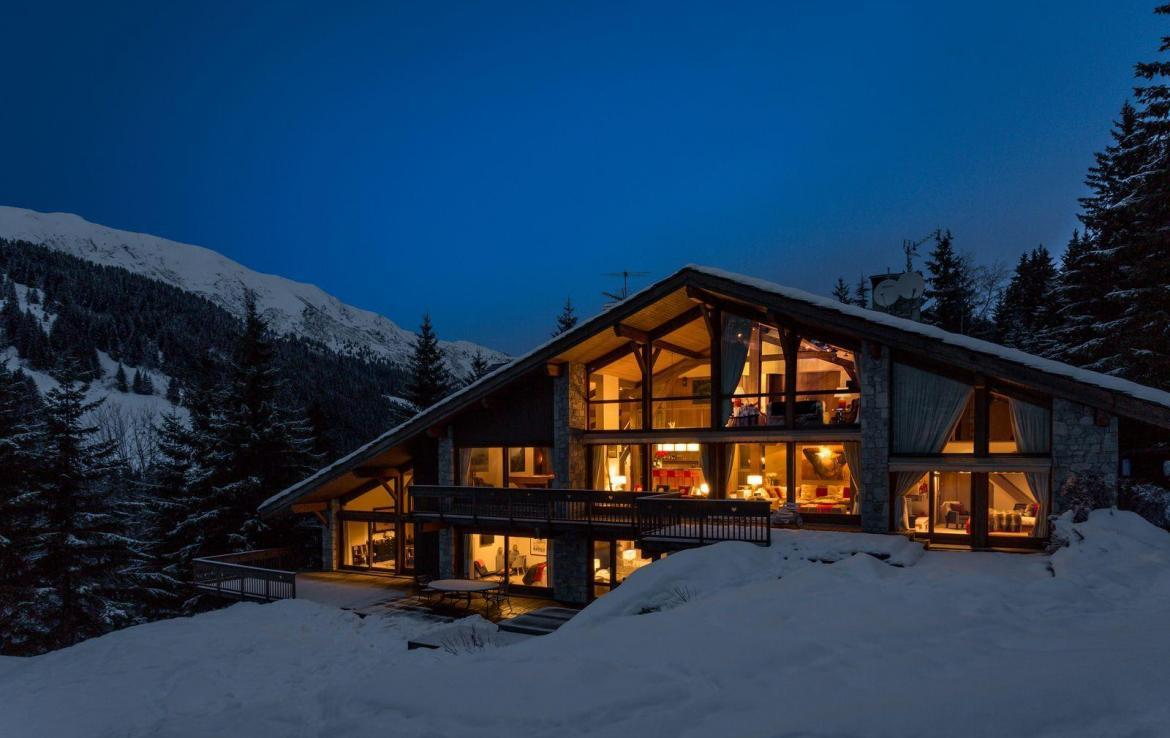 Luxury Chalet Les Brames Meribel