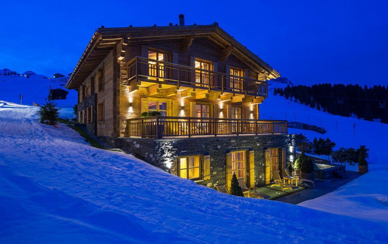 Chalet Uberhaus Lech