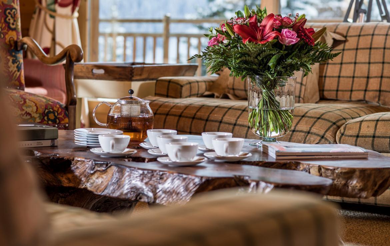 Luxury chalet in Meribel