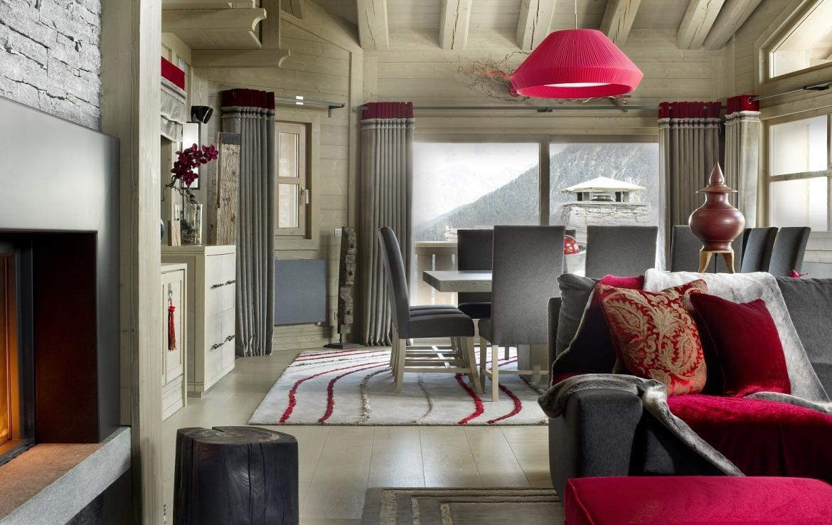 CHALET MUZTAGH MIETEN COURCHEVEL