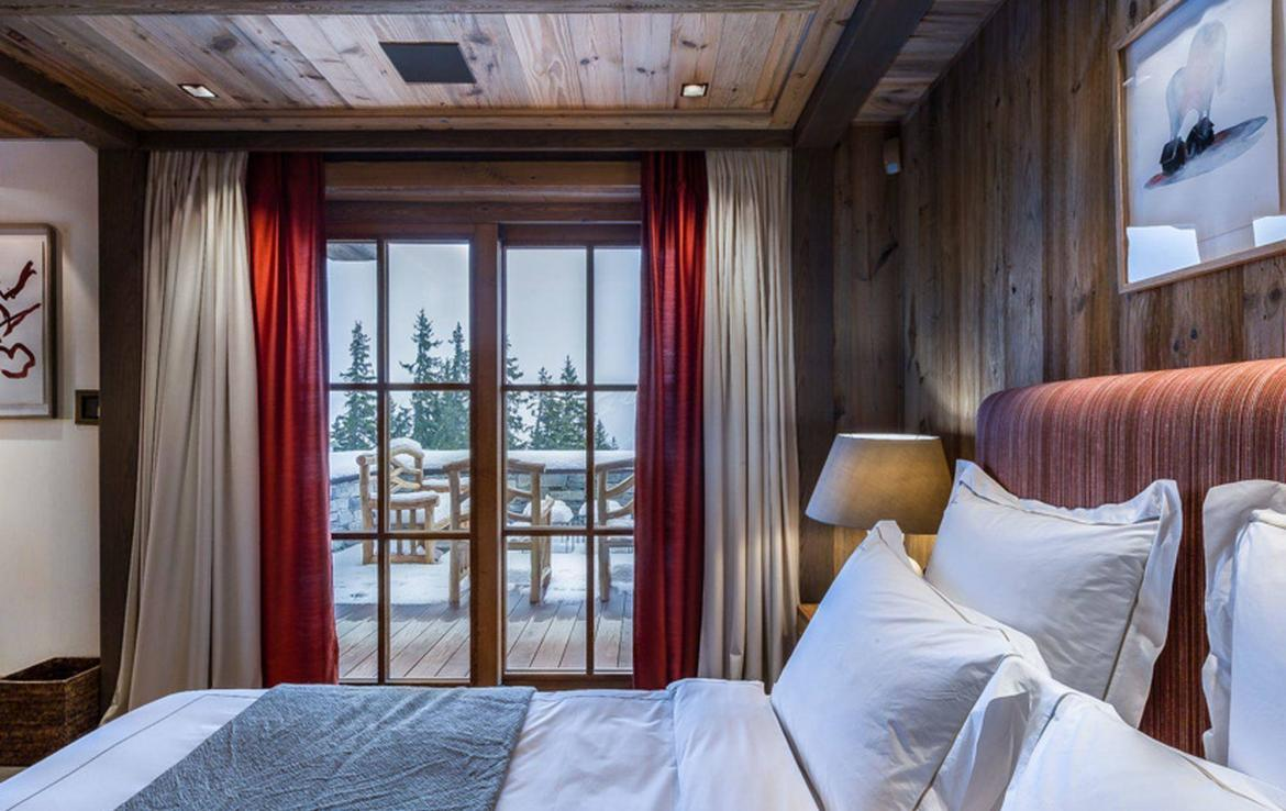 courchaval luxe chalet