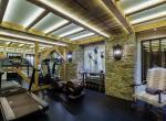 Chalet-les-Bastidons-fitness-room