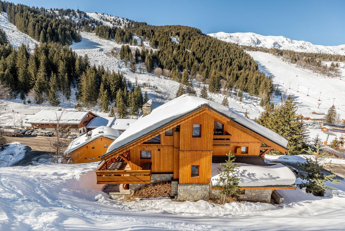 SKI -IN CHALET MERIBEL