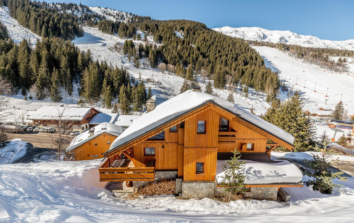 Chalet Le Lapin Blanc Meribel the best located chalets in meribel | kingsavenue