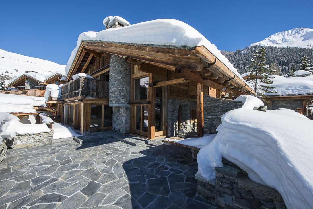 A Magnificent Alpine Home In Verbier