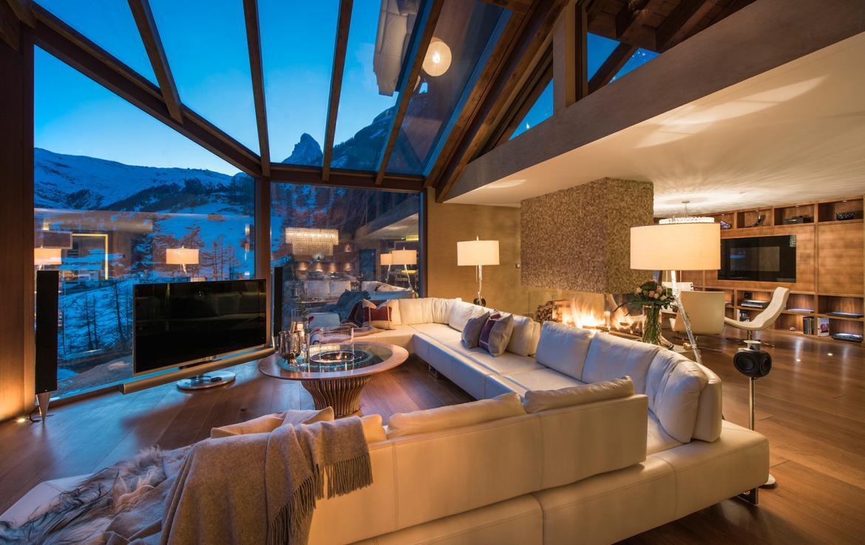 Lounge Zermatt Peak