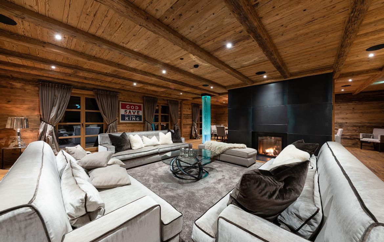 Luxury ski chalet lech 12