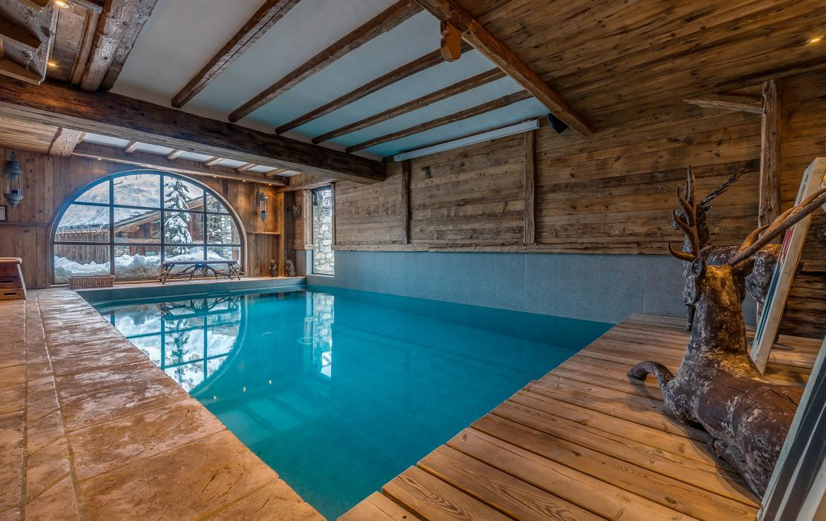 Chalet Zwembad val d'isere