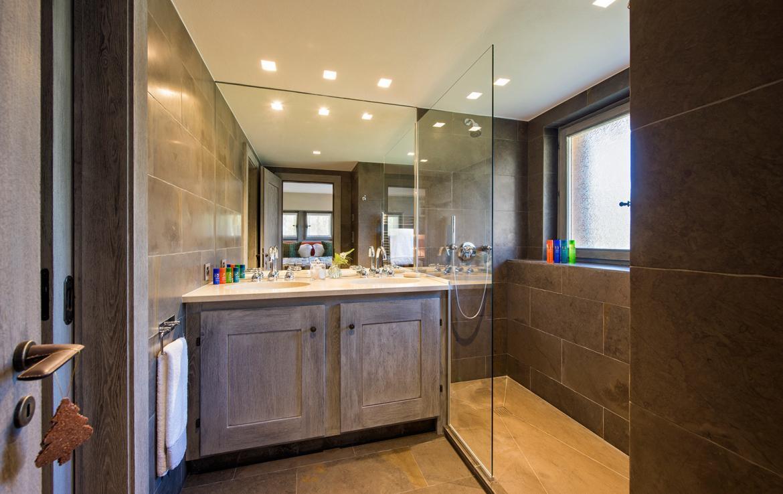 badkamer chalet verbier
