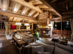 chalet gentianes in courchevel 1850