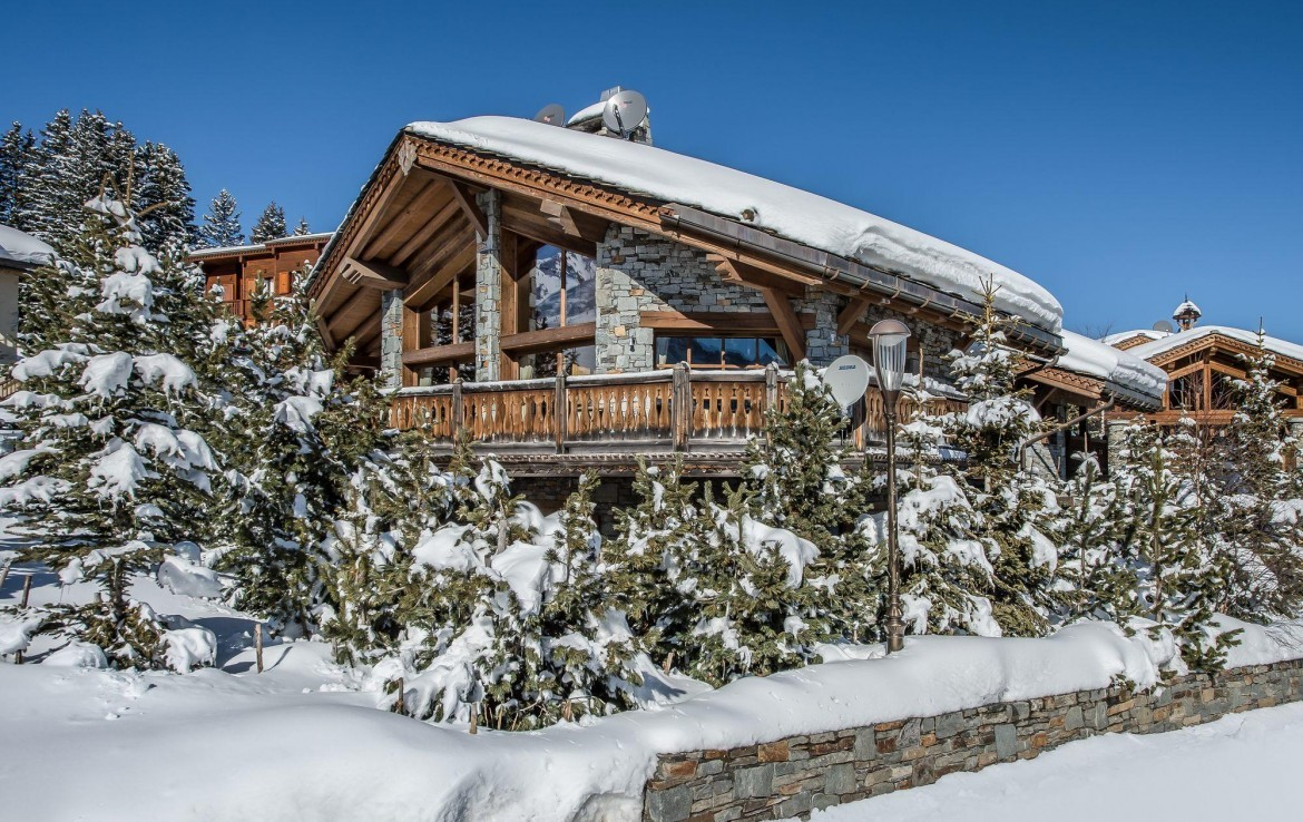 chalet tortara courchevel