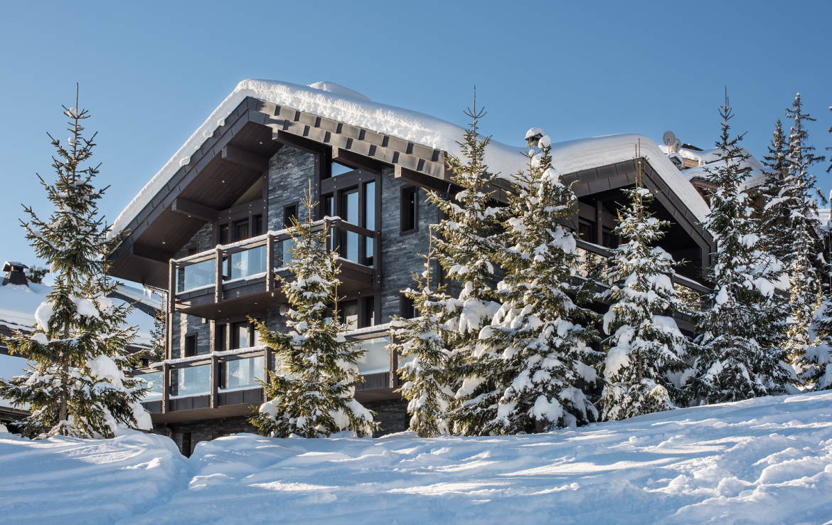 Design chalet in Courchevel 1850