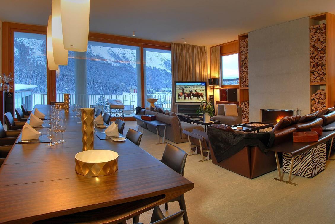Luxury Chalet Lumpaz Moritz