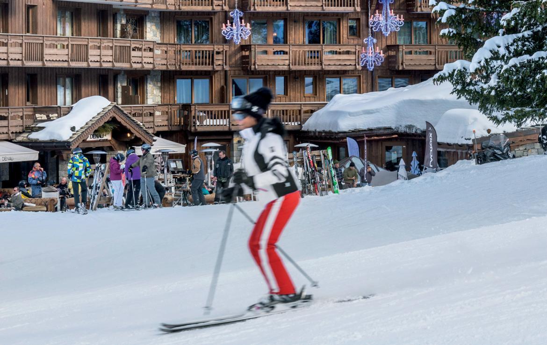 ski-in-out-courchevel