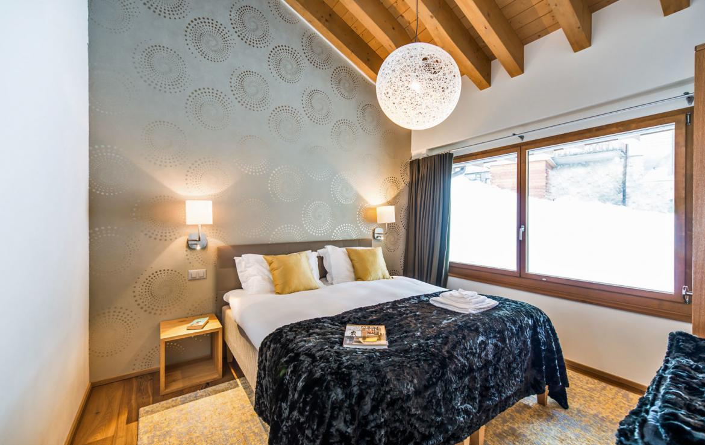 zermatt-slaapkamer-chalet