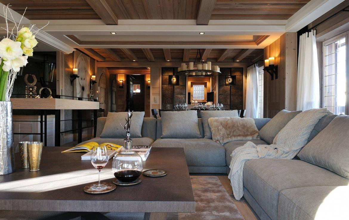 lounge in bleuts courchevel