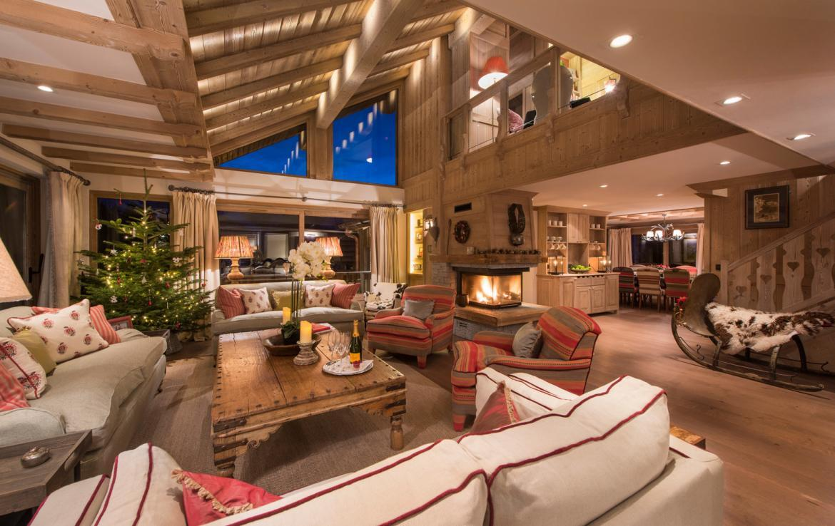 luxe chalet te huur in meribel