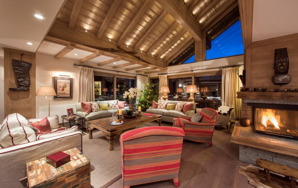 luxe chalet huren in meribel