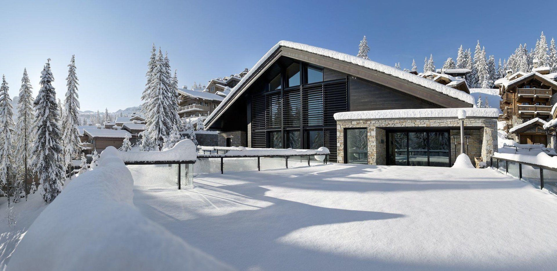 Kings Avenue Ultra Luxury Chalet Experts In The Alps