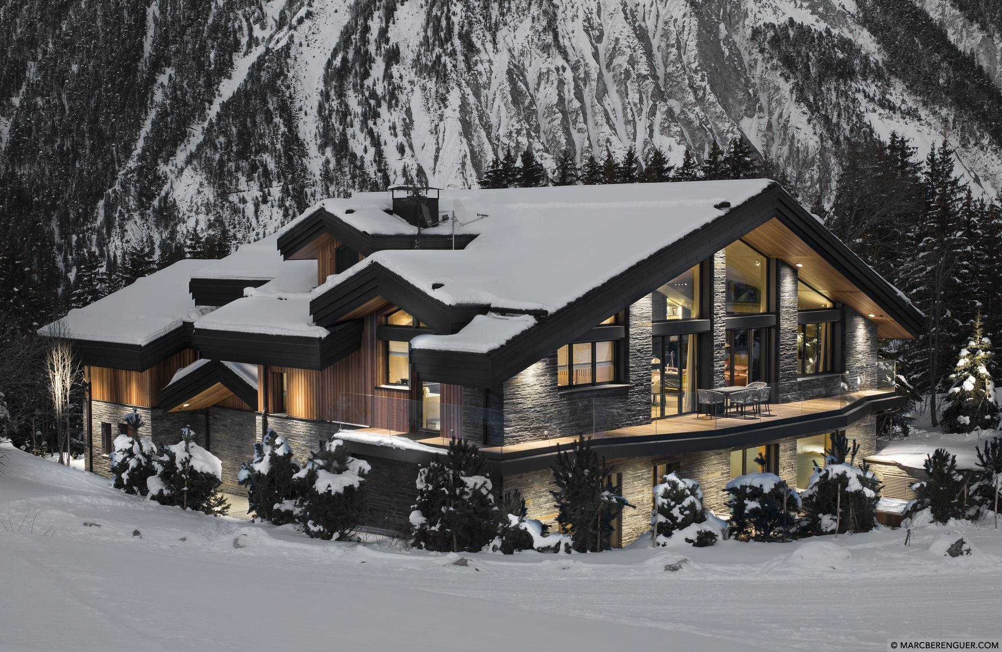 Super chalet te huur Courchevel