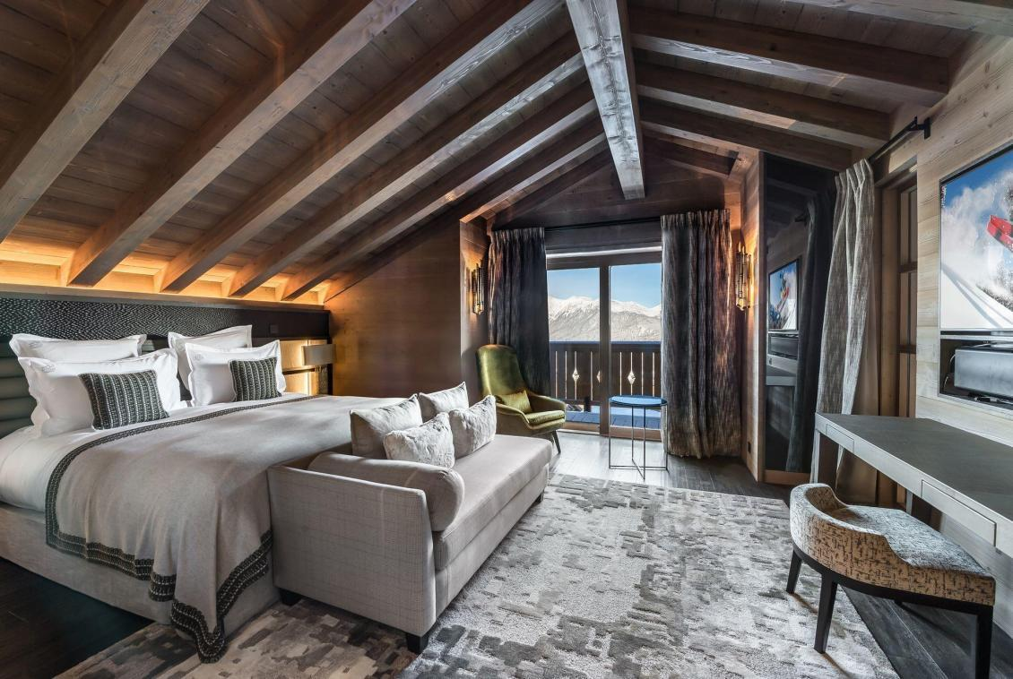 Luxe chalet te huur Courchevel