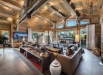 super chalet in megeve huur