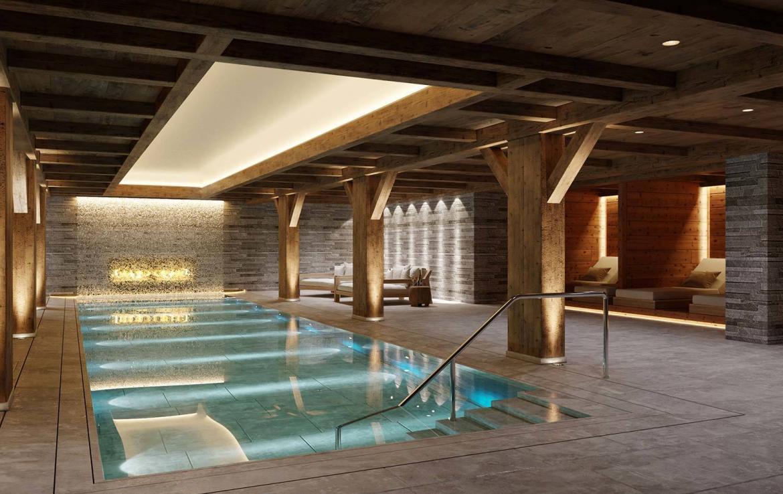 Luxe chalet in Lech luxury