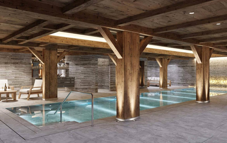 piscine chalet lech