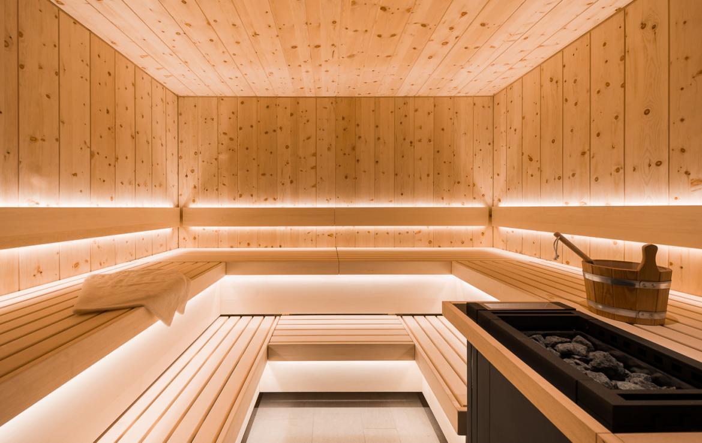 sauna chalet arula austria