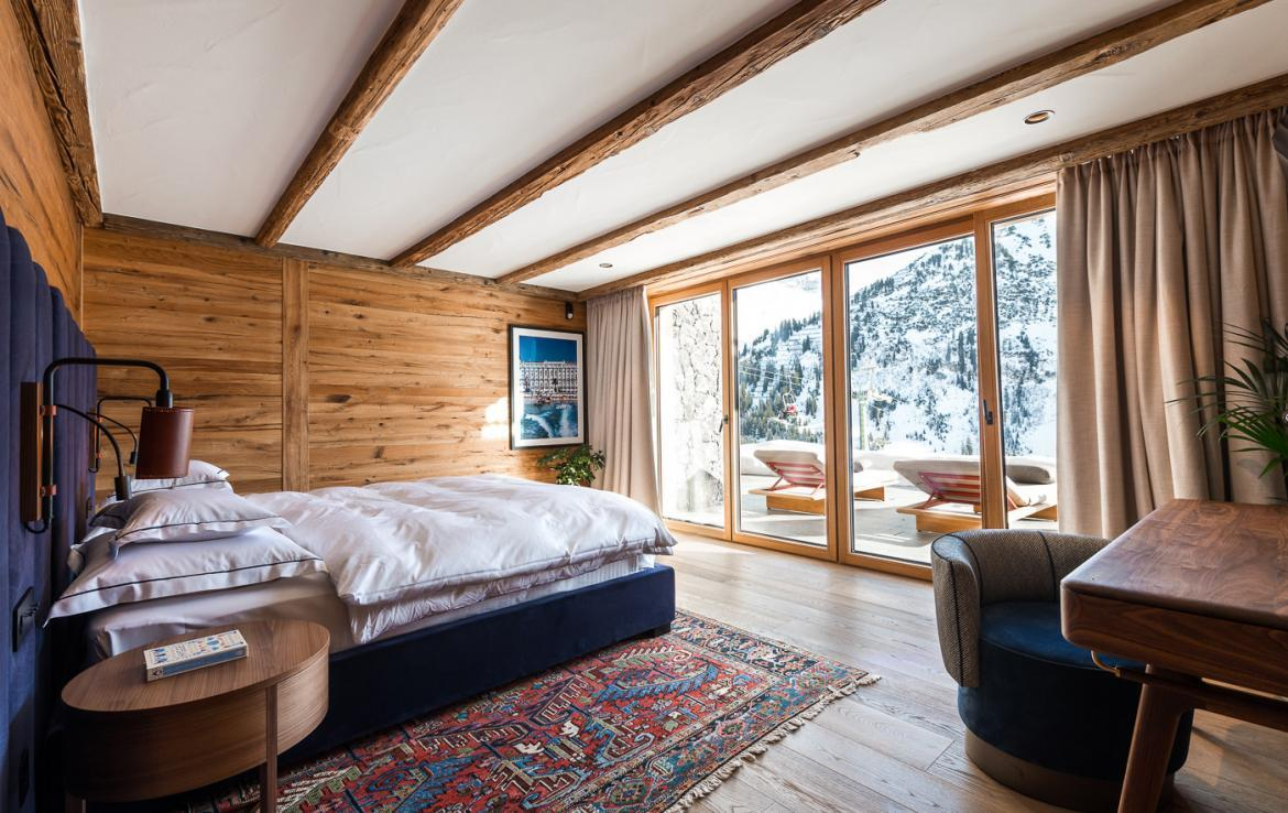 bedroom chalet lech arula