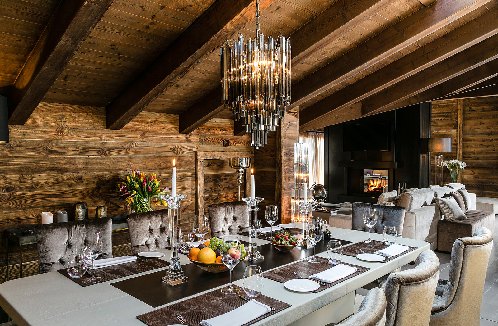 Ultima Luxury Chalet Gstaad