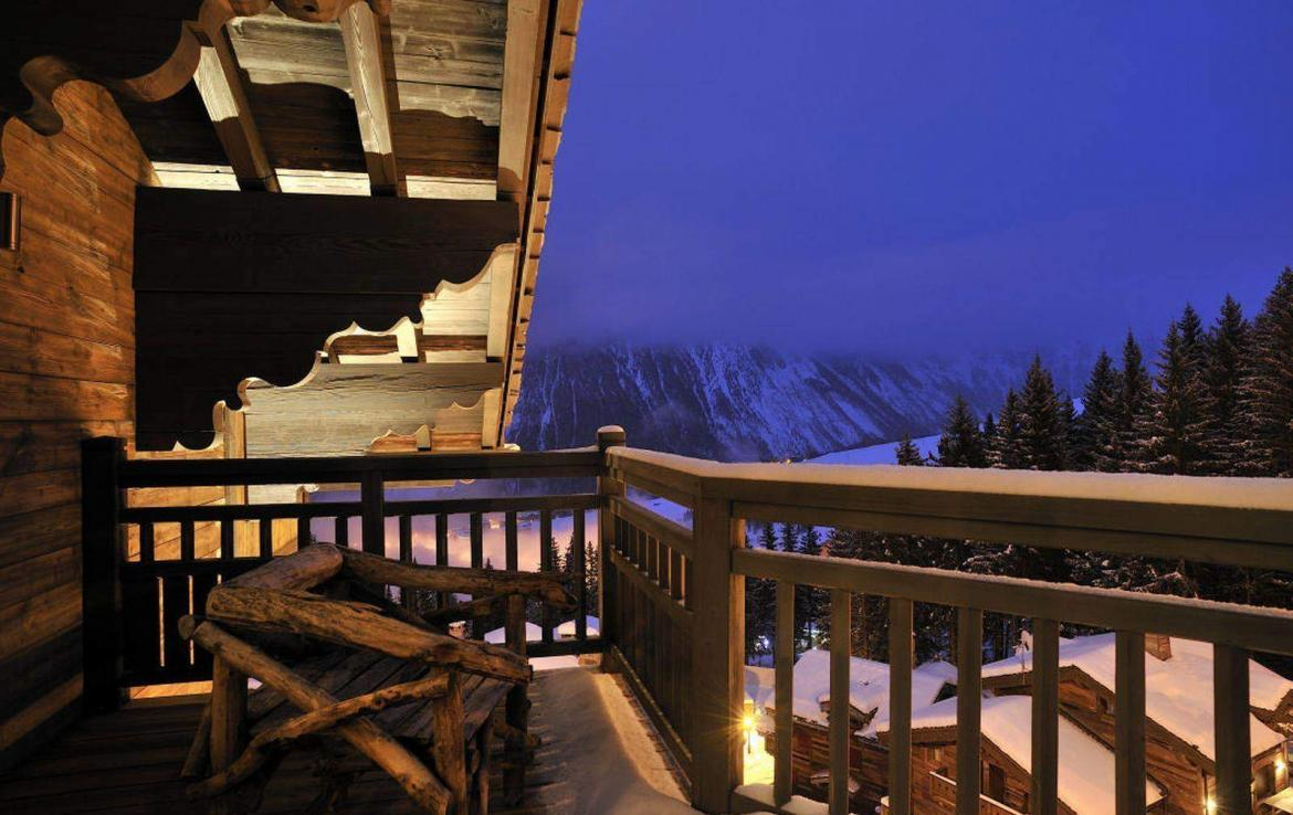 Chalet Le rocher courchevel