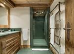edelweiss bathroom courchevel 2