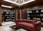 Library-Chalet-2-Ultima-Crans-Montana-Chalets,-Spa-&-Clinic