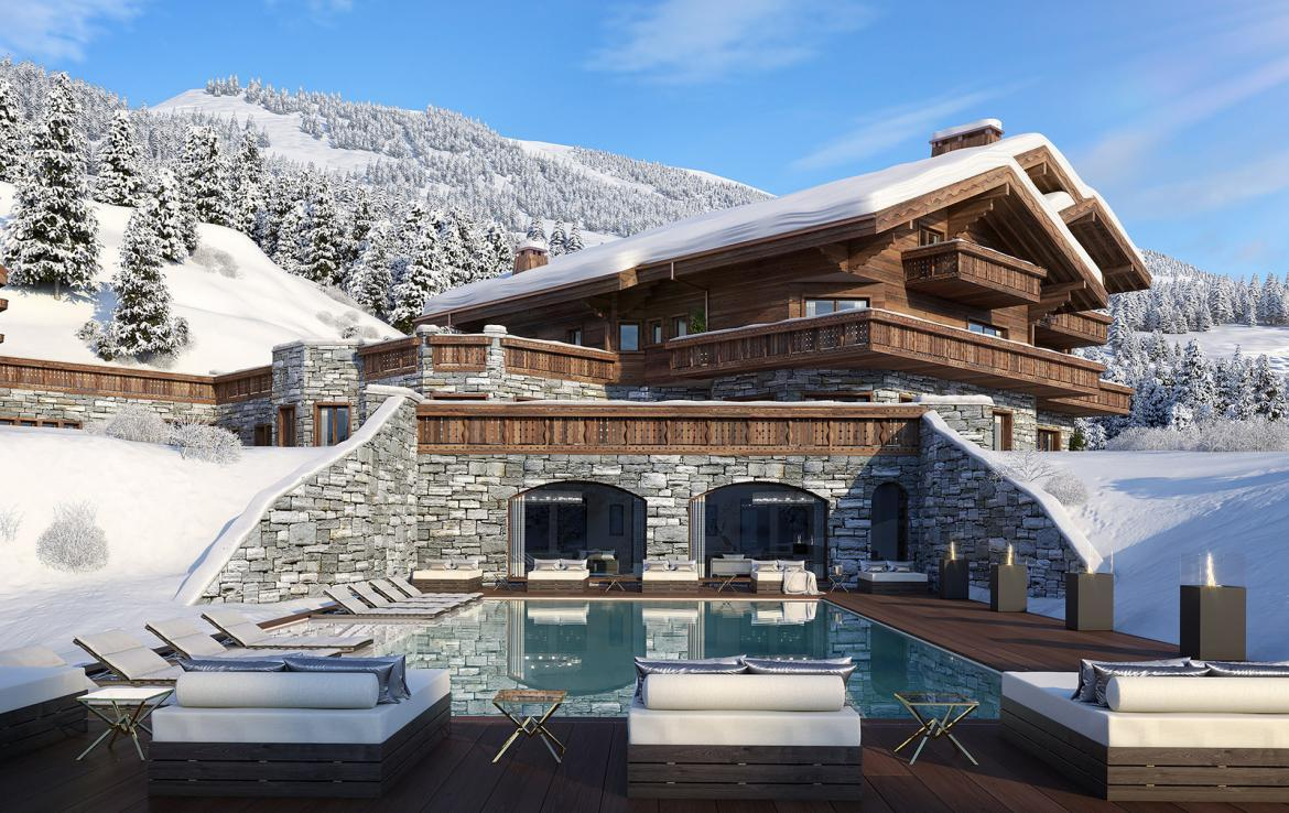 Chalet Ultima Crans Montana Switzerland