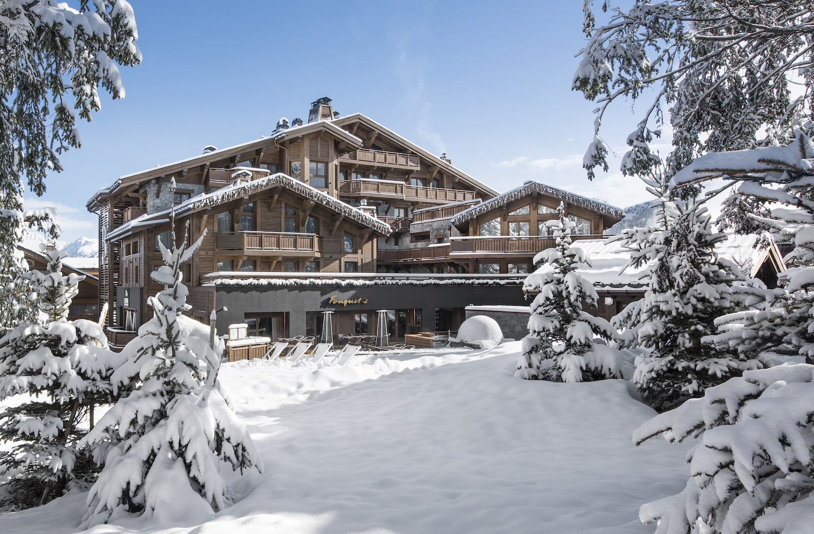 Penthouse Barrieres de Neiges Courchevel