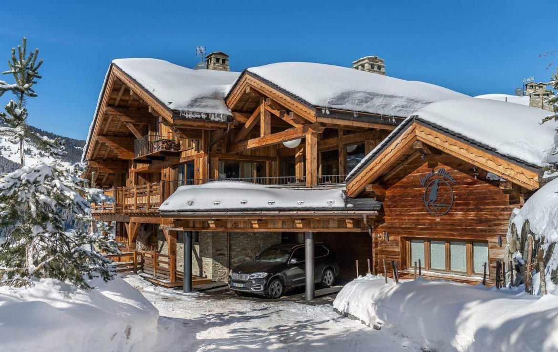 Luxury Chalet Meribel village